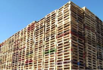 Used / Reconditioned Pallets